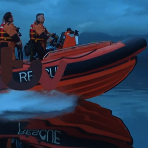 ITV lifeboat